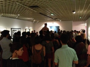 3 Octobre 2014, exposition temporaire « Chicano Dream », Musée d'Aquitaine.