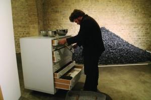 3 octobre 2014, exposition «PROCESSION», CAPC Musée d'Art contemporain.